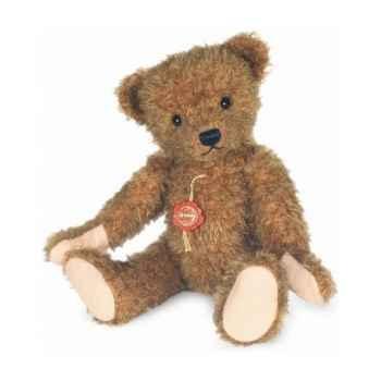 Peluche Hermann Teddy Original® Ours Croquant, en mohair édition limitée -16640 5