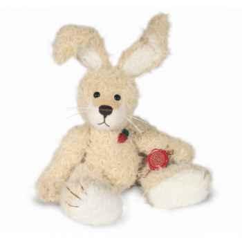 Peluche Hermann Teddy Original® Lapin renifleur, en mohair édition limitée -16725 9