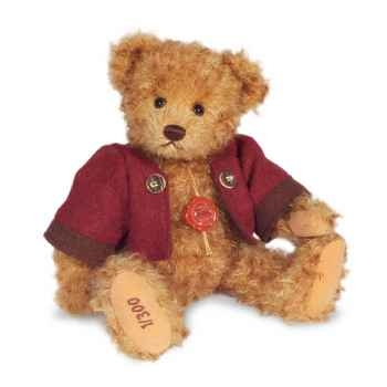 Peluche Hermann Teddy Original® Ours Maxlen, en mohair édition limitée -17947 4