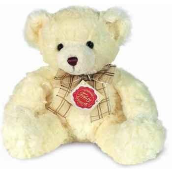 Peluche Hermann Teddy Ours Teddy crème -91116 6