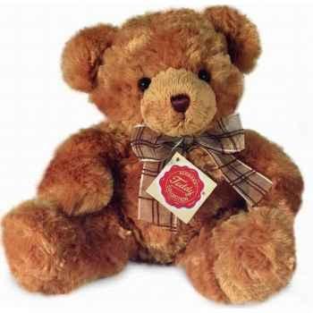 Peluche Hermann Teddy Ours Teddy or moyen -91117 3