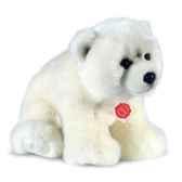 peluche hermann teddy ours polaire doux 91525 6