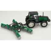 tracteur valtra herse circulaire repliable joa255