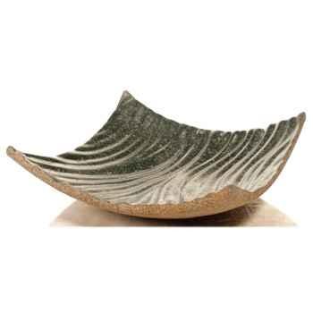 Vases-Modèle Eddy Bowl Narrow 65,  surface granite-bs3437 gry/vrd