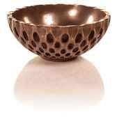 vases modele corabowsurface bronze nouveau bs3439nb brown
