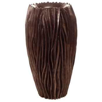 Vases-Modèle Alon Vase Giant, surface en fer-bs3442iro