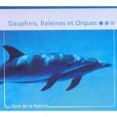 cd sons nature vox terrae dauphins baleines orques vt0192
