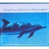 cd sons nature vox terrae dauphins baleines orques vt0192