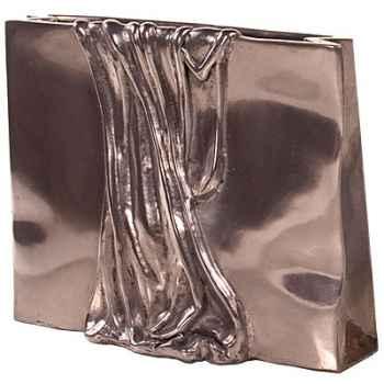 Vases-Modèle Bilina Vase Large, surface aluminium-bs3446alu