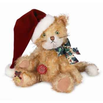 Peluche Hermann Teddy Original chat Christmas cat Edition Limitée -148265