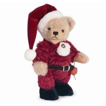 Peluche Hermann Teddy Original ours Noel 2009 avec musique Factory Edition Limitée -148487