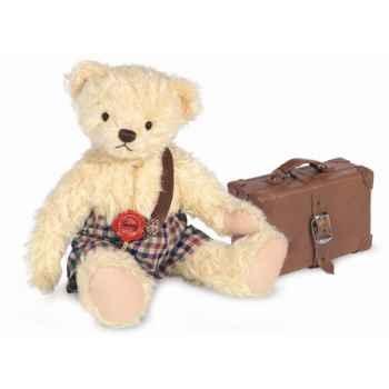 Peluche Hermann Teddy Original Ours agent de Voyage Edition Limitée -170266