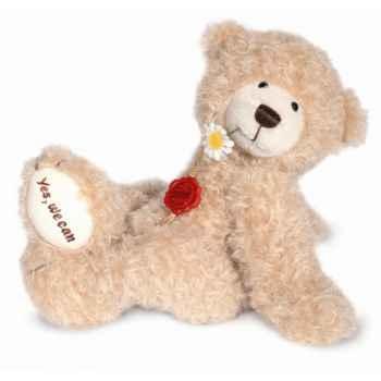 Peluche Hermann Teddy Original Ours beige Edition Limitée -170310