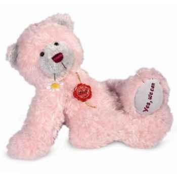 Peluche Hermann Teddy Original Ours rose  Edition Limitée -170327
