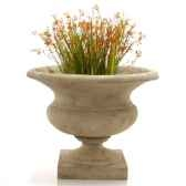 vases modele orbe urn surface granite bs3167gry