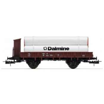 Gamme Junior Jouef Wagon Plat Tubes Sncf -hj6034