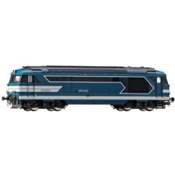 Locomotive Diesel Jouef bb67580 SNCF -hj2062