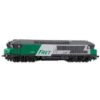 Locomotive Diesel Jouef CC72002 SNCF -hj2004