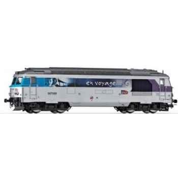 Locomotive Diesel Jouef BB67560 -hj2020