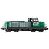 locomotive diesejouef bb66504 fret hj2033