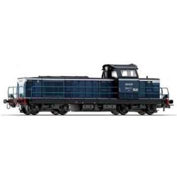 Locomotive Diesel Jouef BB66472 Bleue -hj2034