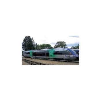 Autorail Jouef X73500 SNCF Auvergne -hj2045
