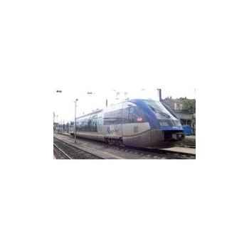 Autorail Jouef X73717 SNCF Aquitaine -hj2044