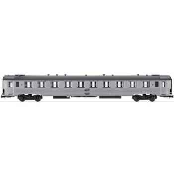 Voiture Voyageurs Jouef Inox 2eme Classe SNCF -hj4041