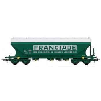 Wagon Tremie Jouef Franciade -hj6014