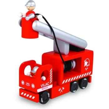 Camion pompier racing Vilac-2322