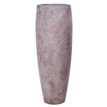 Vases-Modèle Mati Planter,  surface granite-bs3114gry