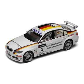 Voiture Tourisme High Detail Scalextric BMW 320 Si -sca3020