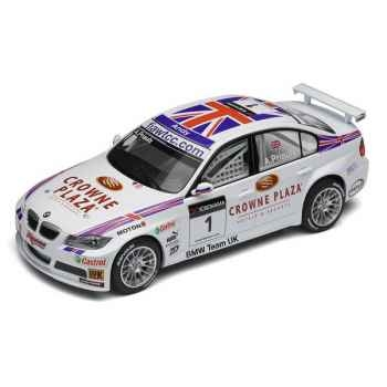 Voiture Tourisme High Detail Scalextric BMW 320 Si WTCC-sca2714