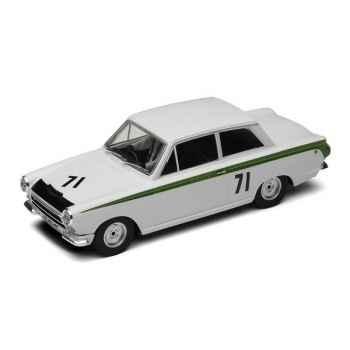 Voiture Classique Scalextric Ford Lotus Cortina -sca2913