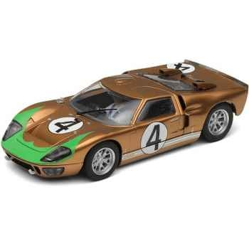 Voiture Classique Scalextric Ford GT40 1966 -sca3028
