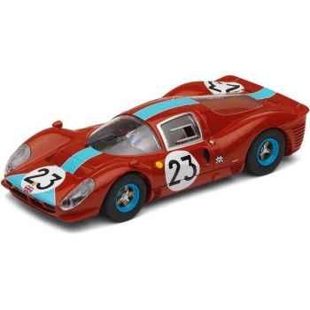 Voiture Classique Scalextric Ferrari 330 P4 1967 -sca3028