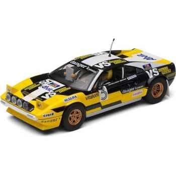 Voiture Classique Scalextric Ferrari 308 GTB Rally Car -sca2974