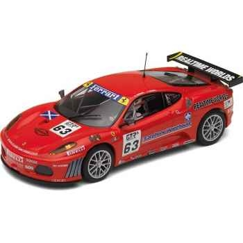 Voiture Endurance High Detail Scalextric Ferrari F430 GT2 Scuderia Ecosse Team -sca3012