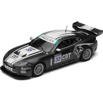 Voiture Endurance High Detail Scalextric Jaguar XKR GT3 Apex Racing Team -sca2978
