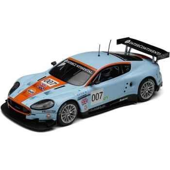 Voiture Endurance High Detail Scalextric Aston Martin DBR9 Gulf -sca2960