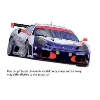 Voiture Endurance Super Resistant Scalextric Ferrari F430 GT -sca3007