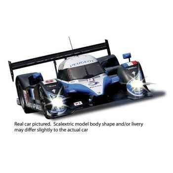 Voiture Endurance High Detail Scalextric Peugeot 908 Hdi FAP 2009 -sca3011