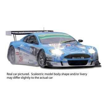 Voiture Endurance High Detail Scalextric Aston Martin DBR9 -sca3014