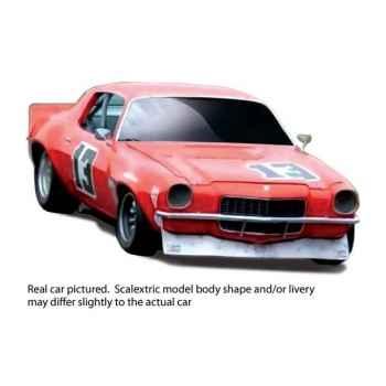 Voiture Classique Scalextric Chevrolet Camaro 1970 -sca3001