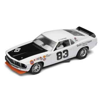 Voiture Classique Scalextric Ford Mustang Classic Costner -sca2890