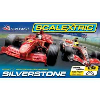 Coffret Sport Scalextric Silverstone F1 -sca1217