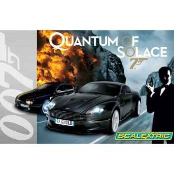 Coffret Sport Scalextric James Bond 007 -sca1220