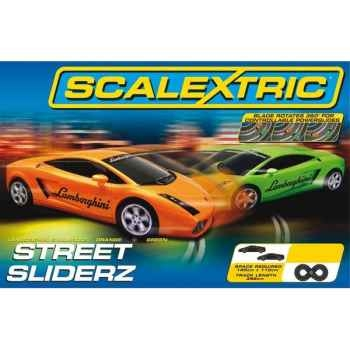 Coffret Sport Scalextric Street Sliderz -sca1224