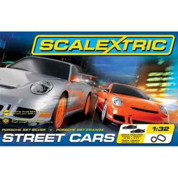 Coffret Sport Scalextric Street Cars -sca1238