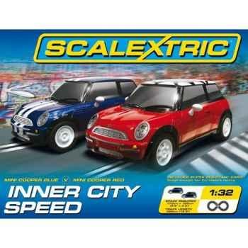 Coffret Sport Scalextric Inner City Speed -sac1194p